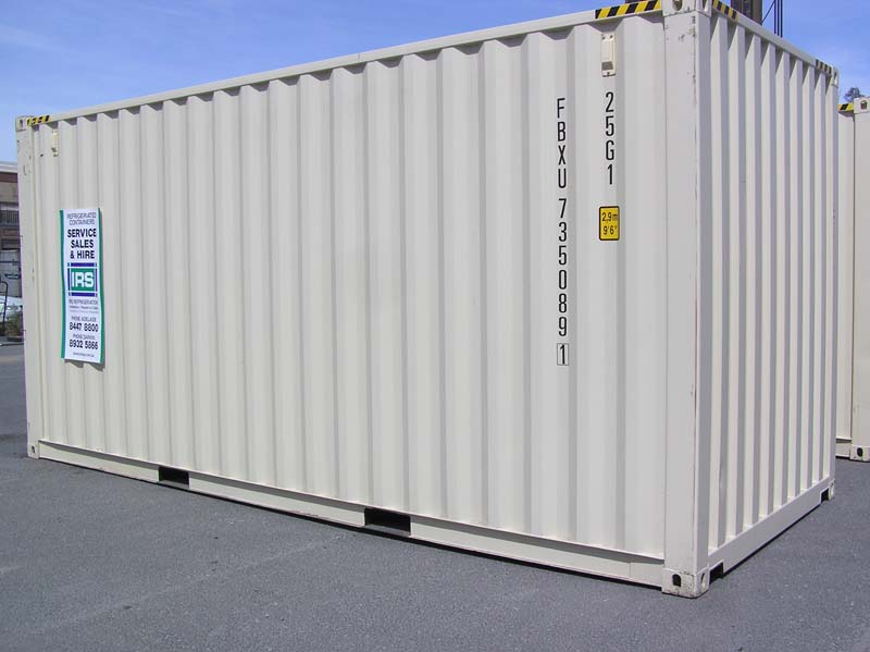 20' General container NEW