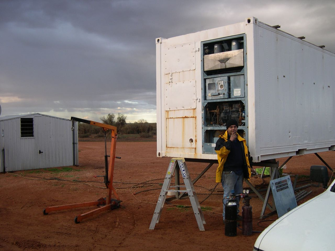 Shipping Containers Adelaide Locally Owned Locally Modified