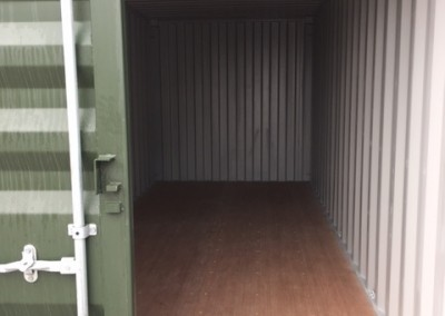 New build shipping containers with wooden floors for Sale at $3500 plus gst