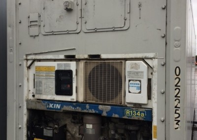 Sale -Used - Three phase power refrigerated shipping container Only $7000 plus gst