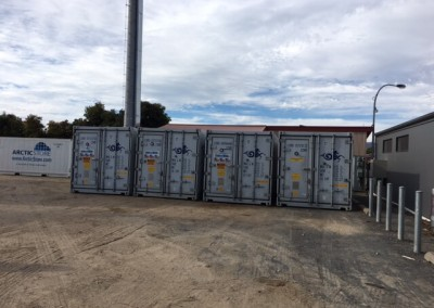 IRSSA supplied refrigerated containers for the Beer & BBQ festival being held at Adelaide Showgrounds, Wayville