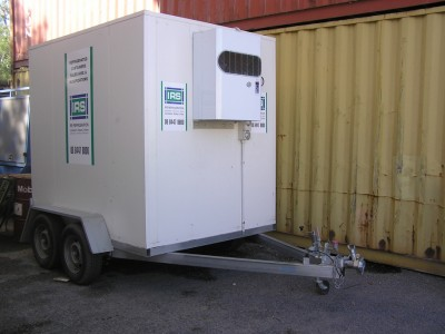 Small Refrigerated Coolroom