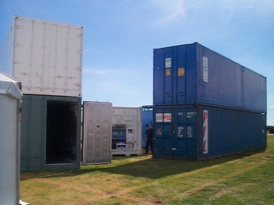 Parklife Containers