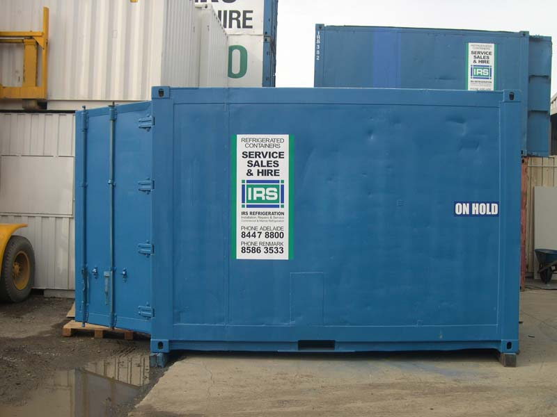 10' Insulated container USED