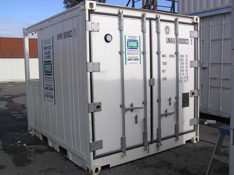 10 Refrigerated container NEW