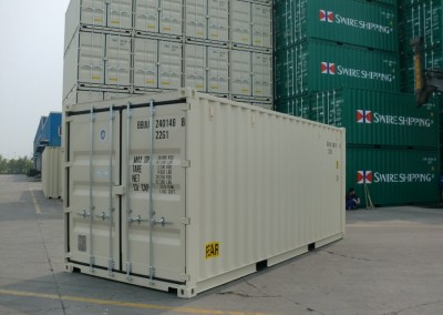20' NEW general purpose container