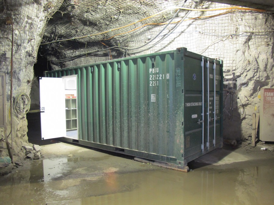 Shipping Container Conversions Storage Cooling Living