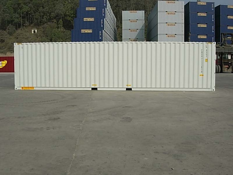 20' Refrigerated container with hinged door USED