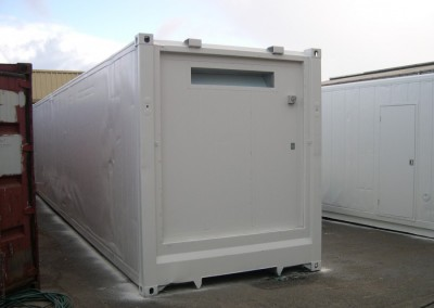 40' Insulated laboratory