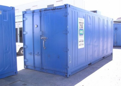 USED REEFERS 20' Singe phase, refrigerated