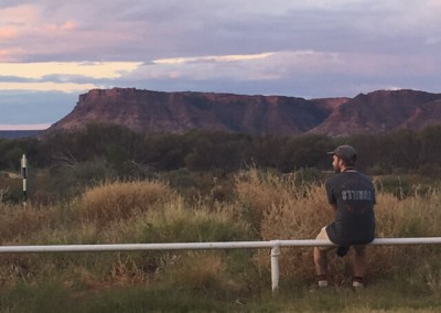 A little work, a little fun - IRS refrigeration maintenance team conduct maintenance rounds travelling through South Australia including Broken Hills and Alice Springs